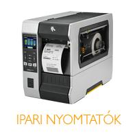 Ipari címke nyomtató